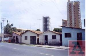 Bairro tambáu-perspectiva da vila dos pescadores em relação a verticalização.
